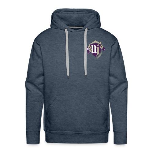 NJ-Solutions Label - Mannen Premium hoodie