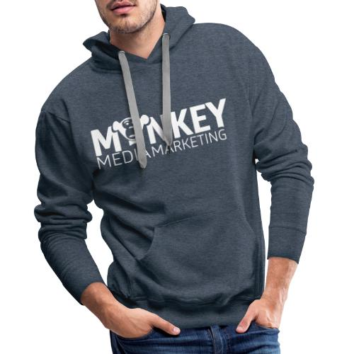MonkeyMedia Marketing - Männer Premium Hoodie