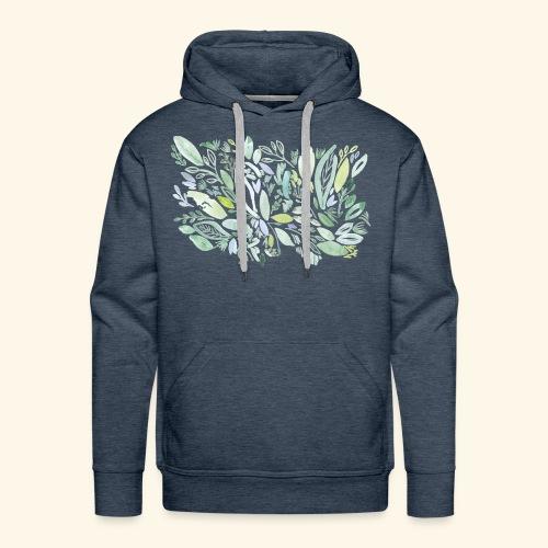 herbs garden - Männer Premium Hoodie