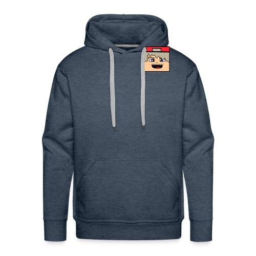 Offisielle Heirish logoen! - Premium hettegenser for menn