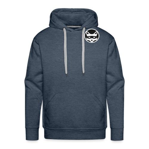 Swift Black and White Emblem - Mannen Premium hoodie