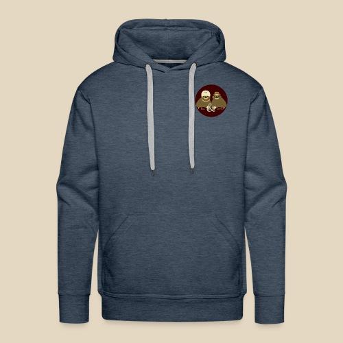Sid & Sloth - Sweat-shirt à capuche Premium pour hommes