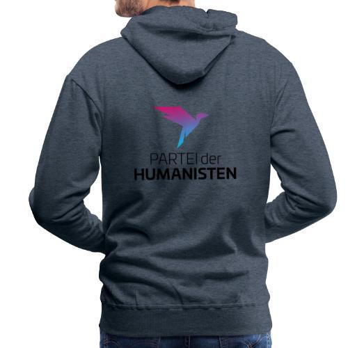 Statement Logo beidseitig - Männer Premium Hoodie