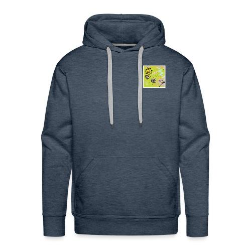 Childhood - Sweat-shirt à capuche Premium pour hommes