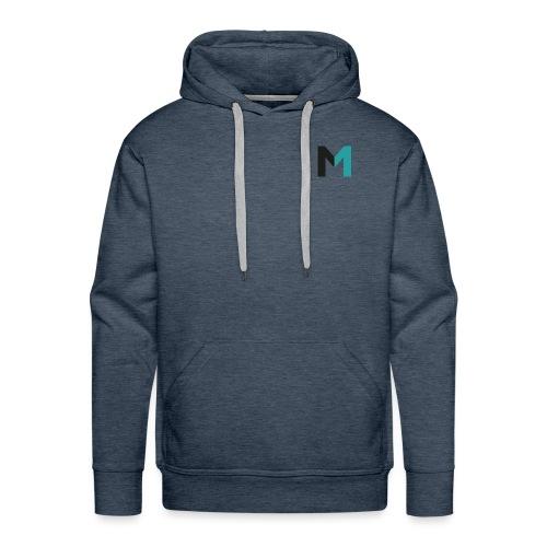 Logo M - Männer Premium Hoodie