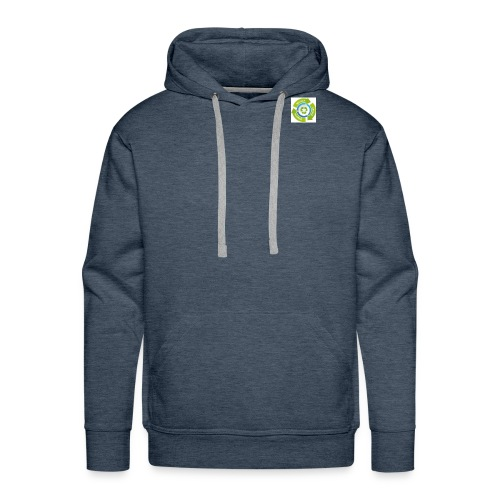 RECY - Sweat-shirt à capuche Premium pour hommes