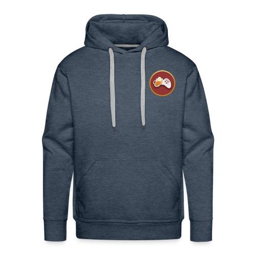 LOGO BDG PLEIN - Sweat-shirt à capuche Premium pour hommes