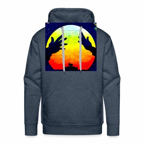 Nuclear Hands - Men's Premium Hoodie