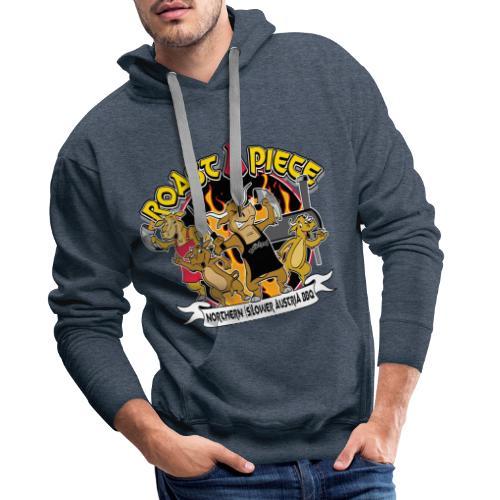 Roast a Piece Streetwear - Männer Premium Hoodie