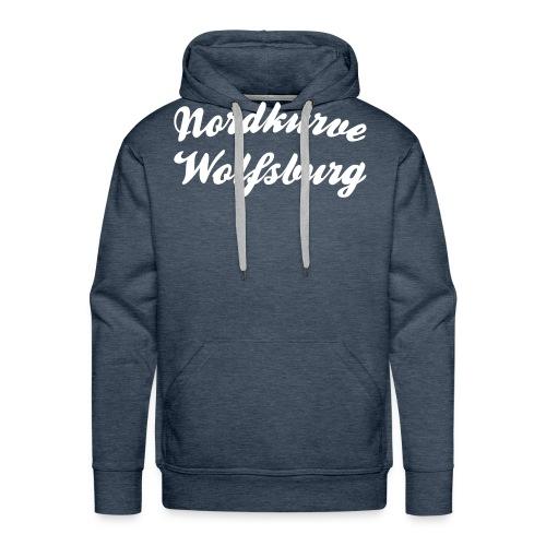 Nordkurve Wolfsburg - Männer Premium Hoodie