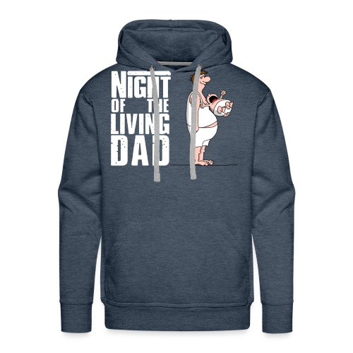 bester Papa - Superdad - Daddy of the year - Männer Premium Hoodie