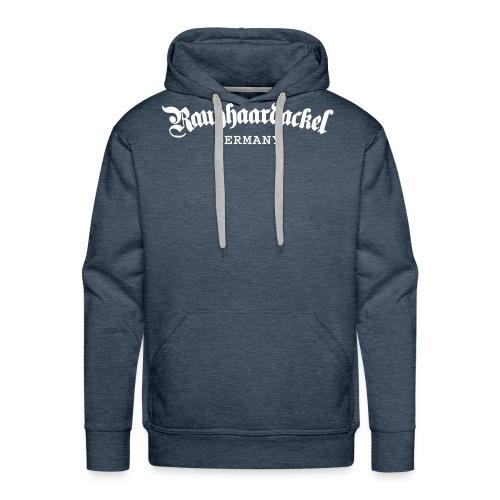 Rauhhaardackel Germany - Männer Premium Hoodie