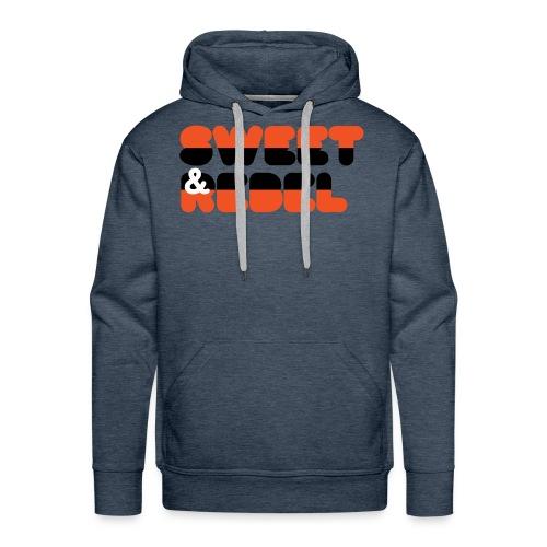 dutch flag 2 0 - Sweat-shirt à capuche Premium pour hommes