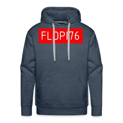 FLOPI76 - Sweat-shirt à capuche Premium pour hommes