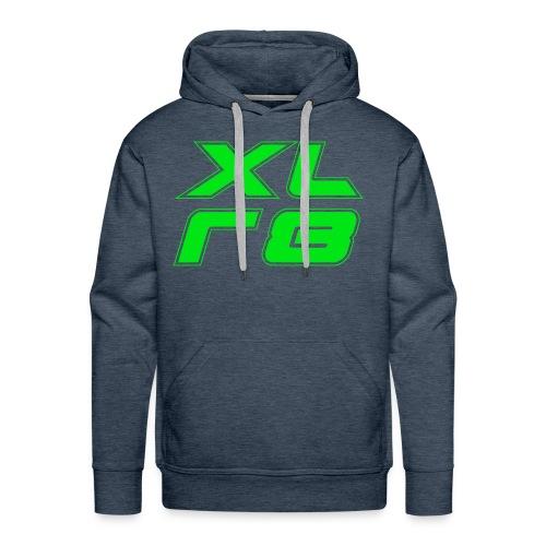XLR8 Motor und Sport green - Männer Premium Hoodie
