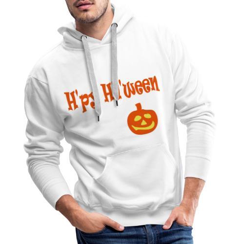 Happy Halloween - Männer Premium Hoodie