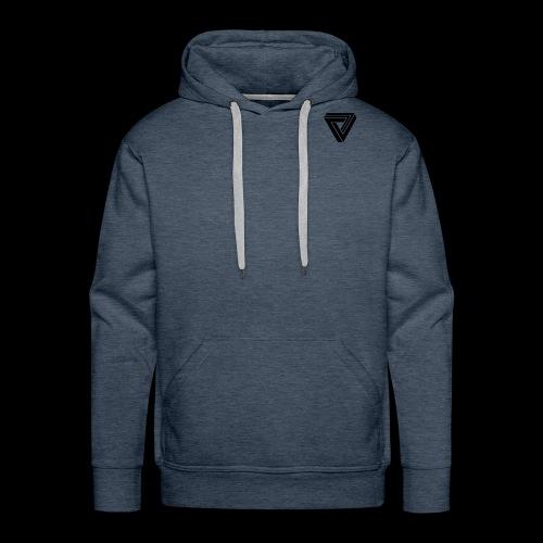 16261530 - Sweat-shirt à capuche Premium pour hommes