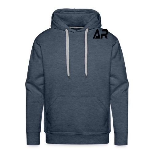 Alex Ralston Murch logo - Men's Premium Hoodie