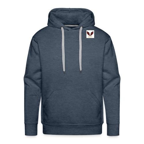 ropa con el logo - Sudadera con capucha premium para hombre