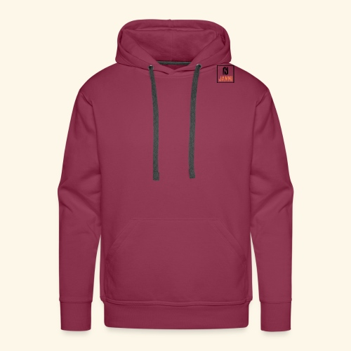 Janni Original Design - Herre Premium hættetrøje