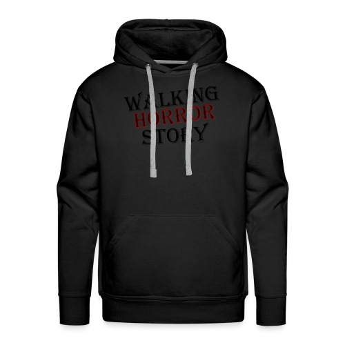 walking Horror story - Mannen Premium hoodie