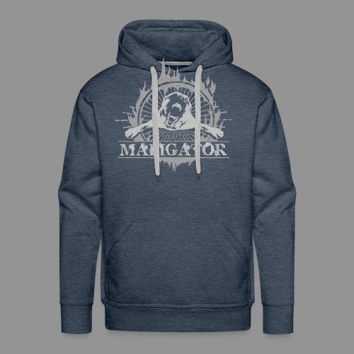 Maligator - Belgian shepherd - Malinois - Men's Premium Hoodie