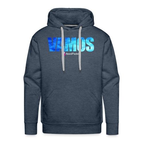Vamos - Sweat-shirt à capuche Premium pour hommes