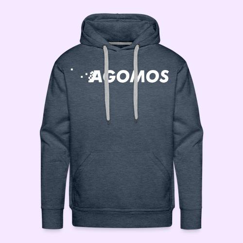 logo de la marque - Sweat-shirt à capuche Premium pour hommes