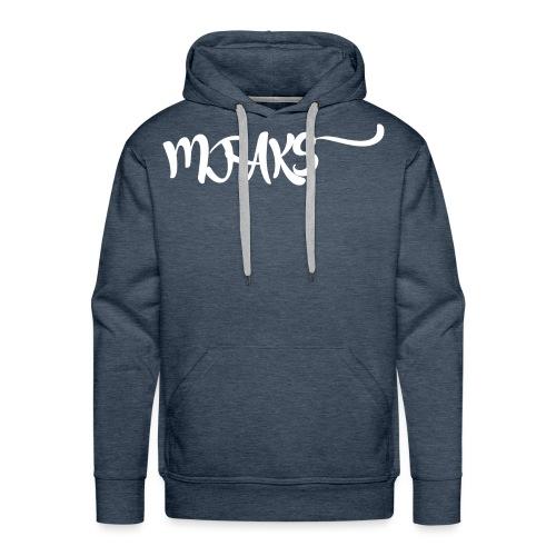 Mjaks 2017 - Mannen Premium hoodie