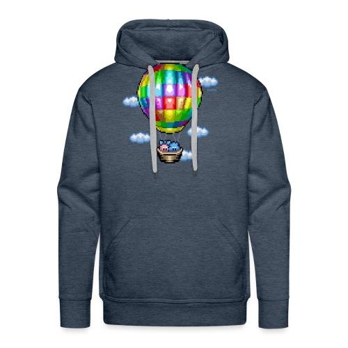 Heißluftballon - Männer Premium Hoodie