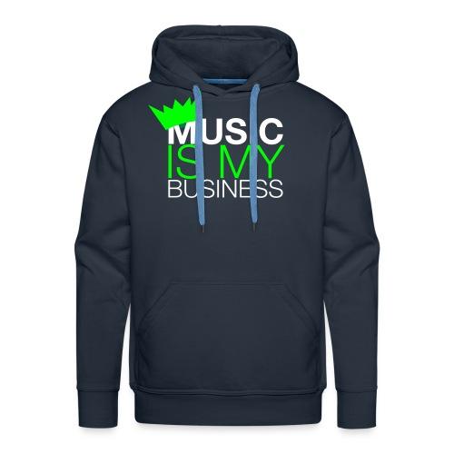 teeshirt 1 - Sweat-shirt à capuche Premium pour hommes
