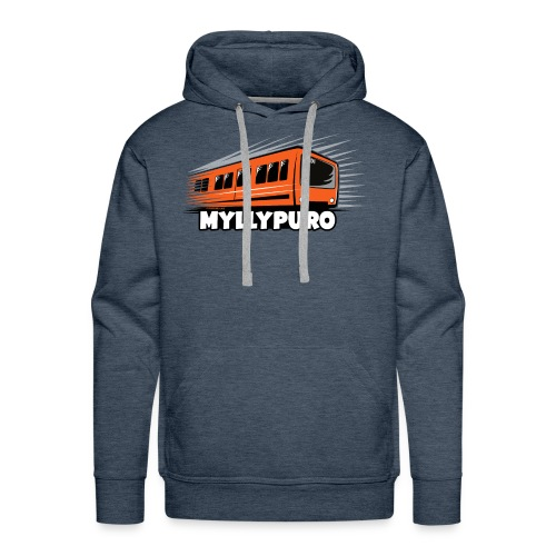 05 - METRO MYLLYPURO - HELSINKI - LAHJATUOTTEET - Miesten premium-huppari