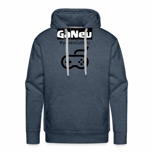 GaNeu - Sudadera con capucha premium para hombre