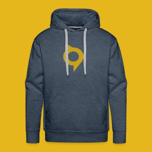 Il Mio Logo png - Felpa con cappuccio premium da uomo