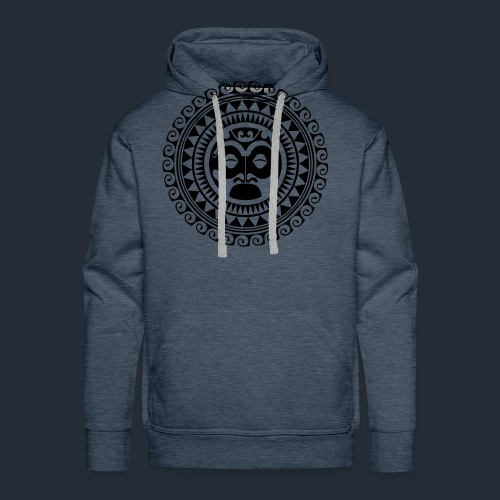 Maori Tattoo T-Shirt - Männer Premium Hoodie