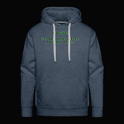 reallife - Männer Premium Hoodie