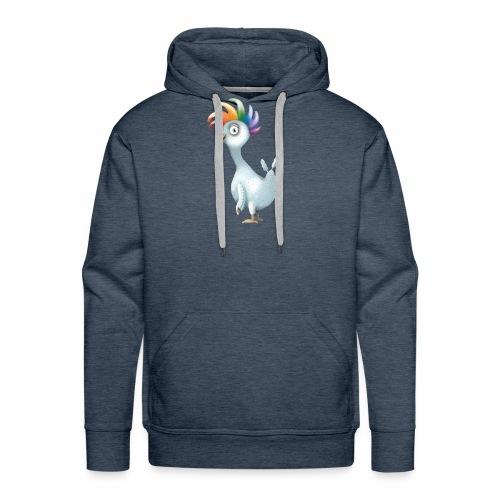 Kip - Mannen Premium hoodie