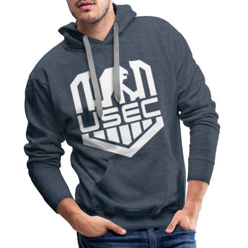 USEC - Sweat-shirt à capuche Premium pour hommes