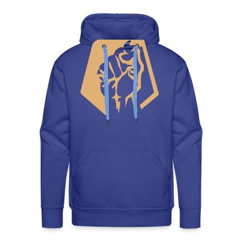NAS Fight - Bluza męska Premium z kapturem