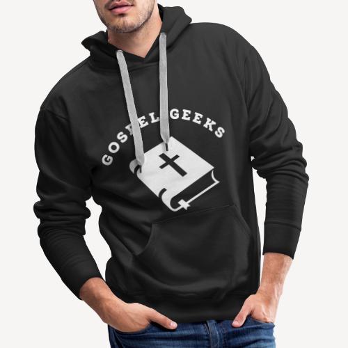 GOSPEL GEEKS - Men's Premium Hoodie