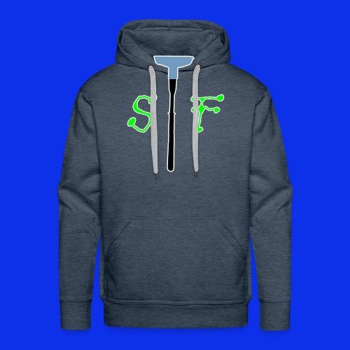 SpinnerFox Logo - Premiumluvtröja herr