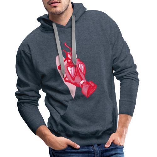 Love stinks - Mannen Premium hoodie
