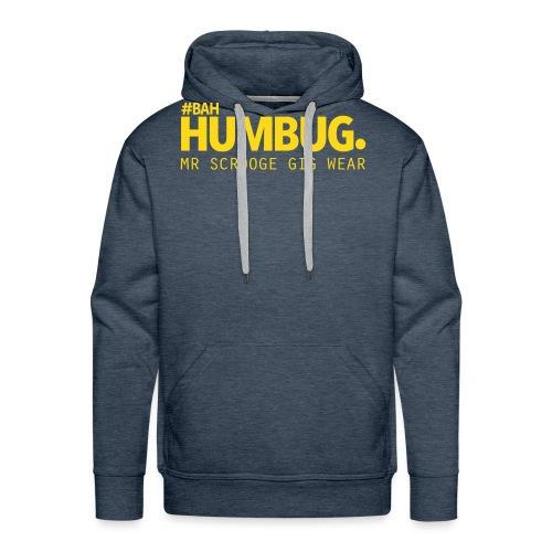 #BAH HUMBUG. - Männer Premium Hoodie