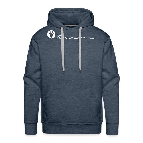 logo mittel - Männer Premium Hoodie
