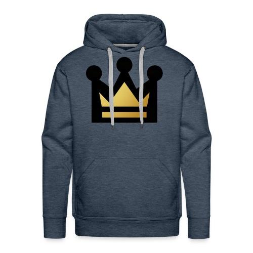K1NG - Men's Premium Hoodie