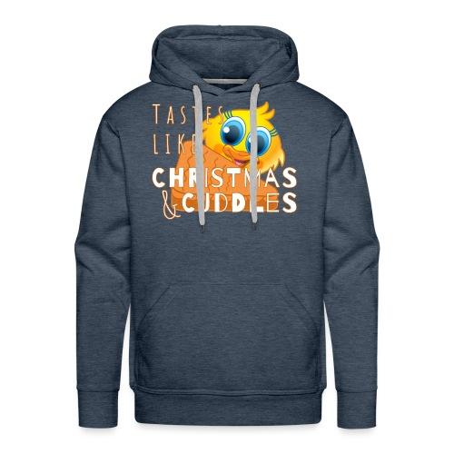Christmas & Cuddles - Men's Premium Hoodie