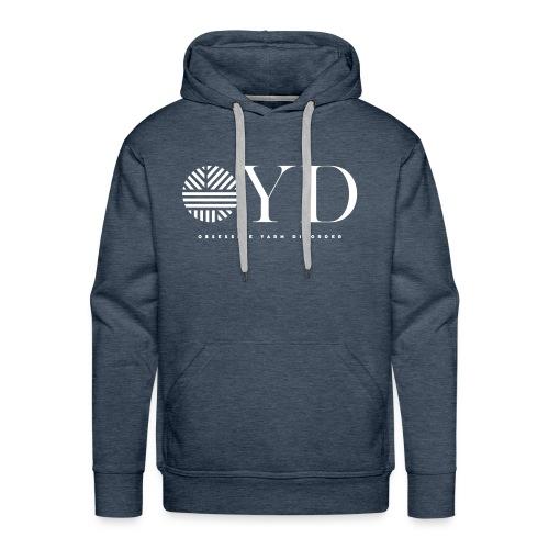 obsessive yarn disorder - OYD - Männer Premium Hoodie