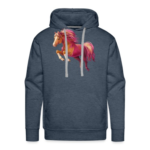 Cory the Pony - Männer Premium Hoodie