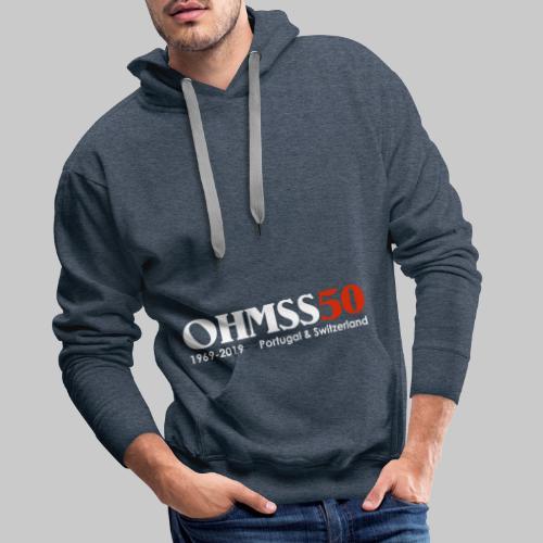 OHMSS50 - Men's Premium Hoodie