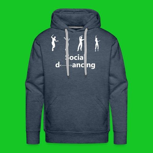 Social dancing - Mannen Premium hoodie